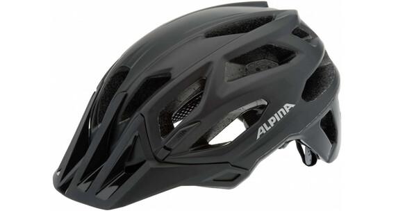 Alpina Garbanzo helm zwart